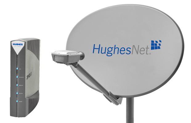 спутниковый интернет hughes